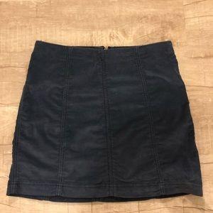 FP cord skirt